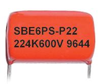 Orange Drop Capacitor