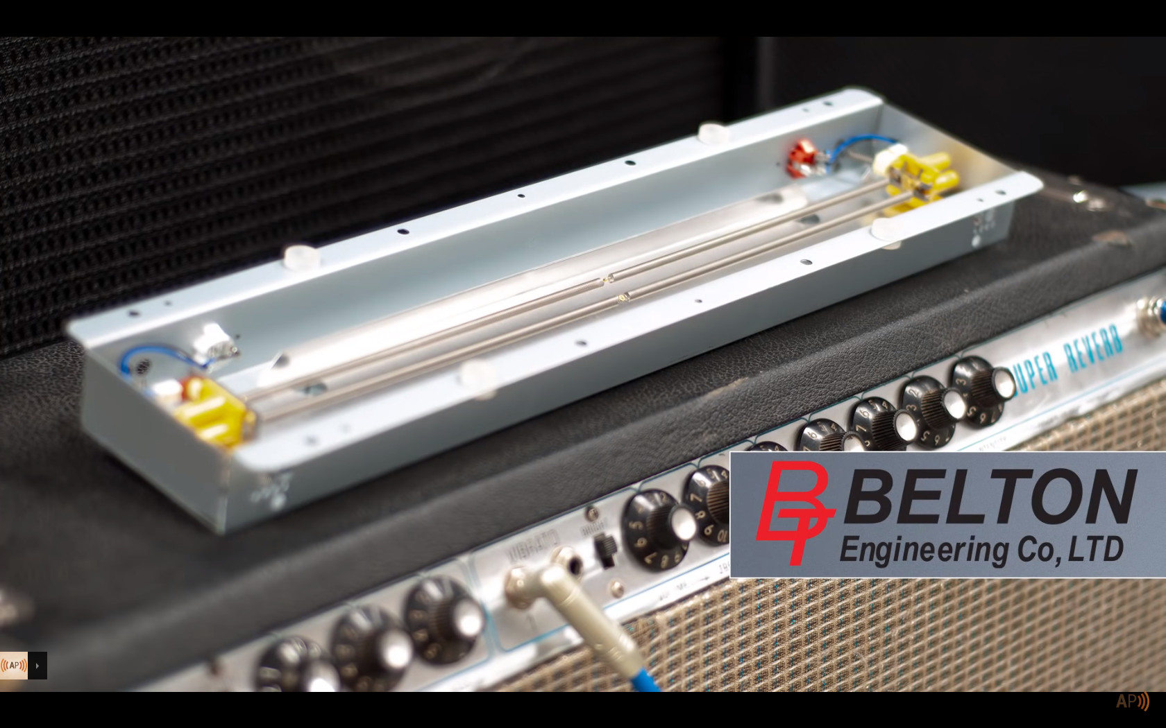 Spring Reverb Tanks Explained and Compared - Videos