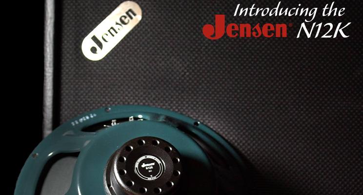 Introducing the Jensen N12K