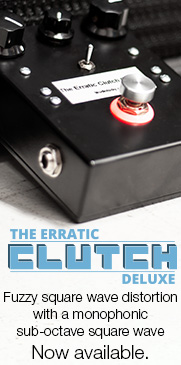 The Erratic Clutch Deluxe: Now Available