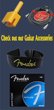 Check out our guitar accessories.