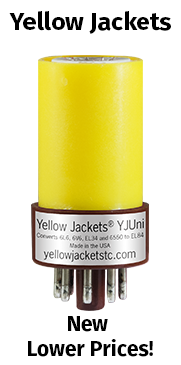 Yellow Jackets: New Lower Prices