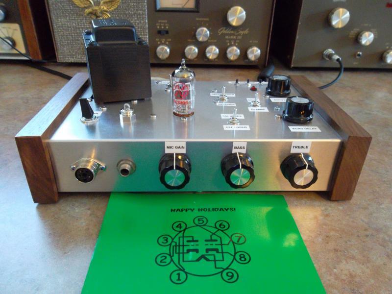 vacuum tube 12ax7 ecc83 jj electronics antique electronic supply. Black Bedroom Furniture Sets. Home Design Ideas