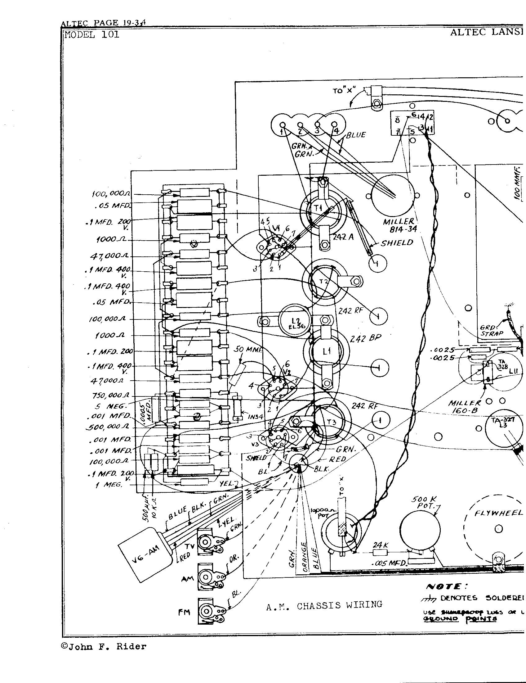 Diagram  Altec Lansing Computer Speakers Wiring Diagram