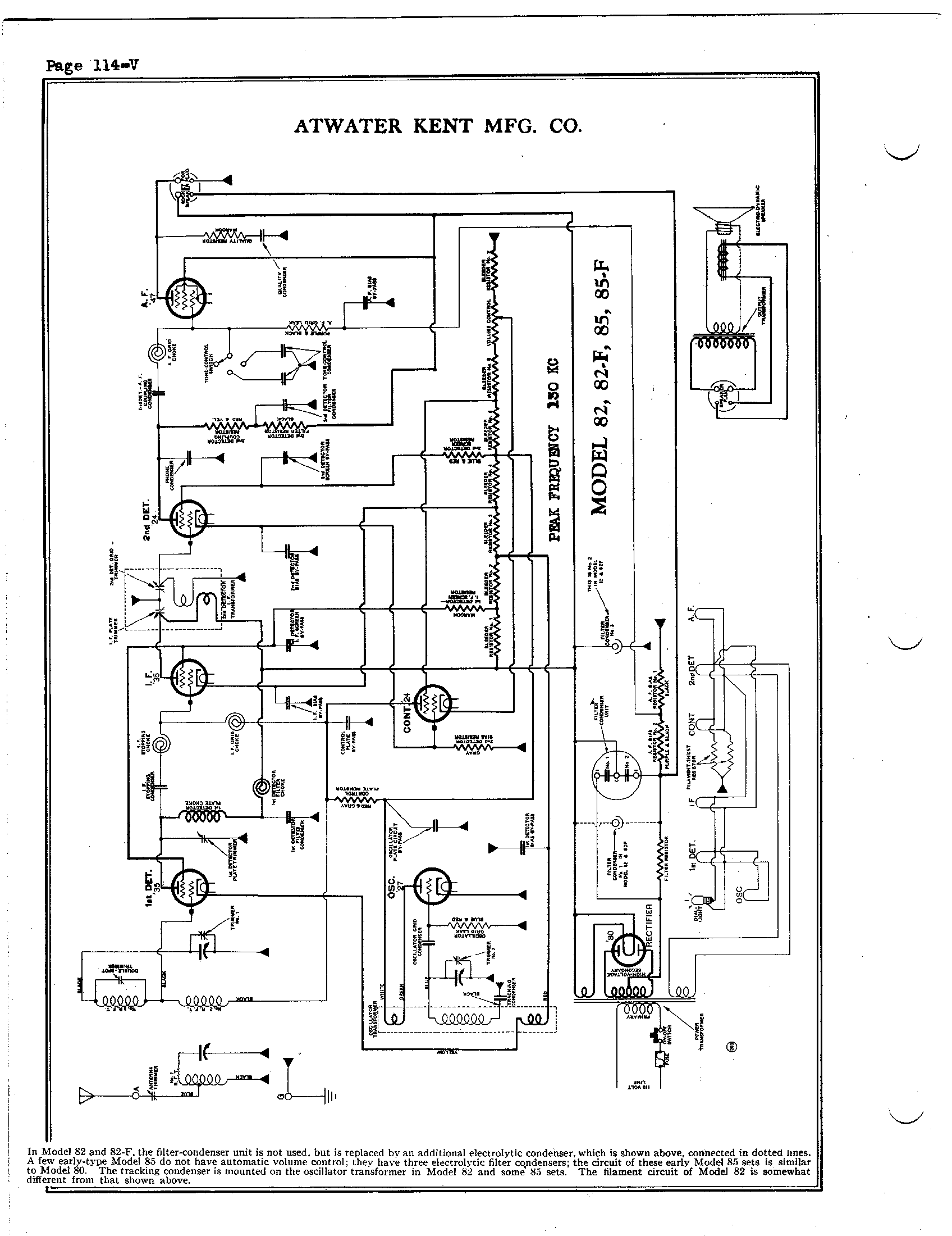circuit diagram of kent ro