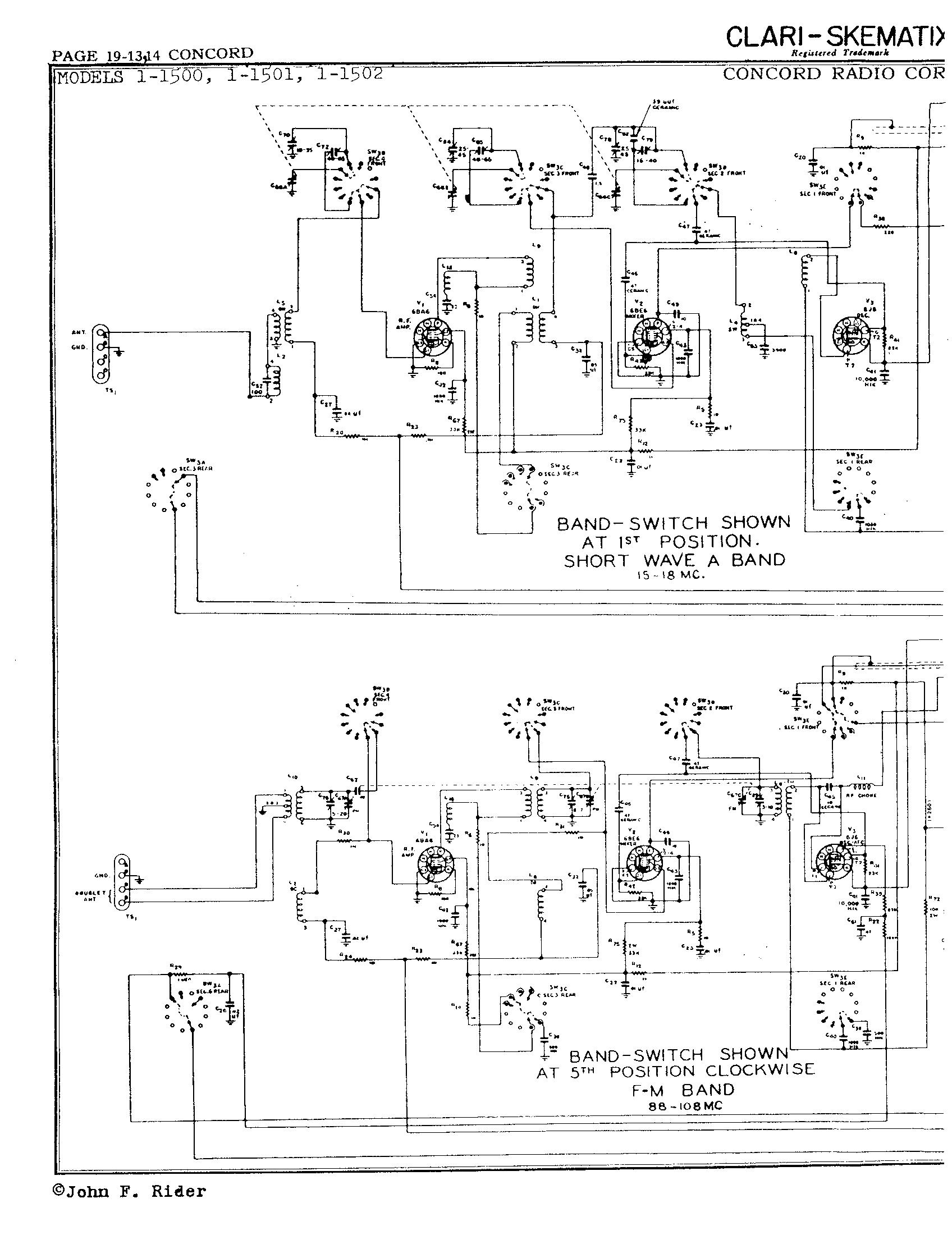 concord radio corp  1