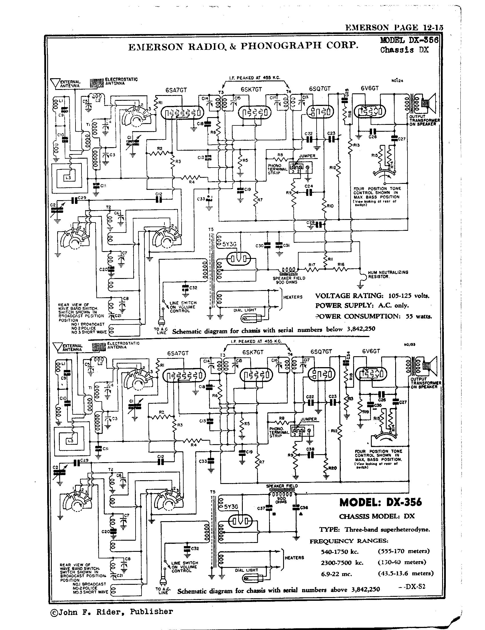 dx 40 schematic
