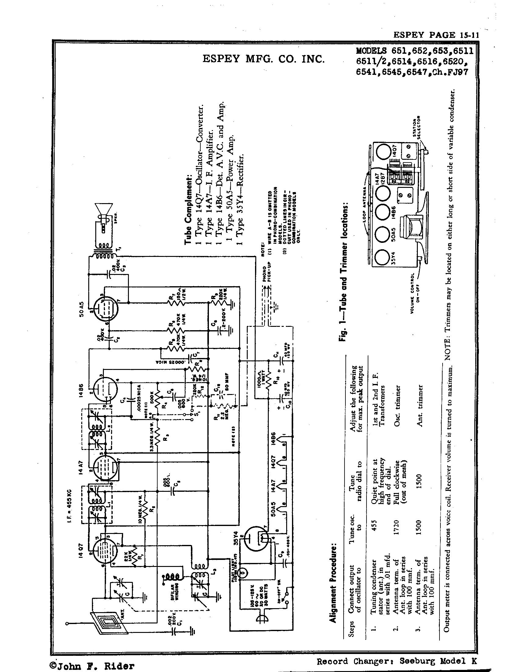 espey mfg  co   inc  6541