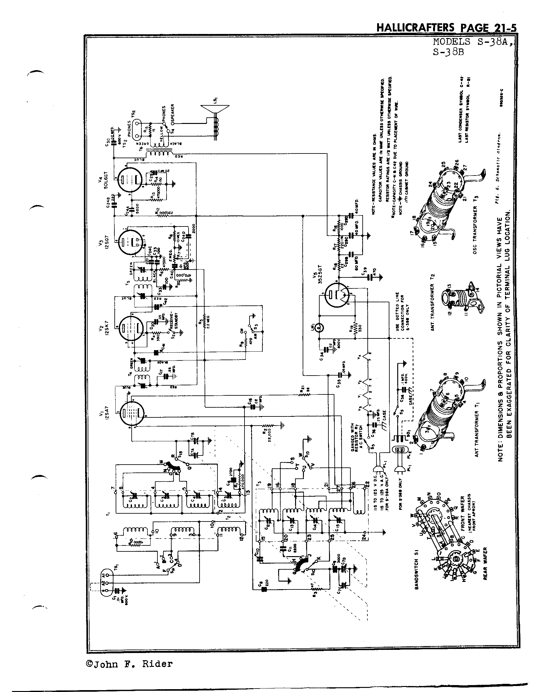 Hallicrafters, Inc. S-38B | Antique Electronic Supply on s40 hallicrafters schematic, hallicrafters sx 62 schematic, hallicrafters s 120 schematic, metal detector schematic, hallicrafters s-38e schematic, hallicrafters schematic s&w 500,