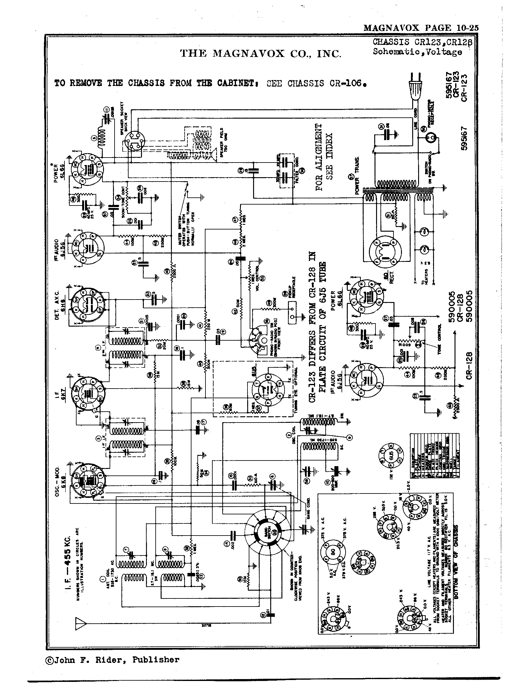 keyboard schematic diagram