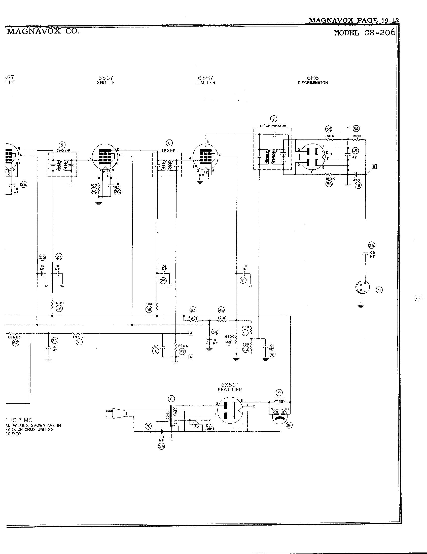 Magnavox Plug Wiring Diagram | Wiring Liry on