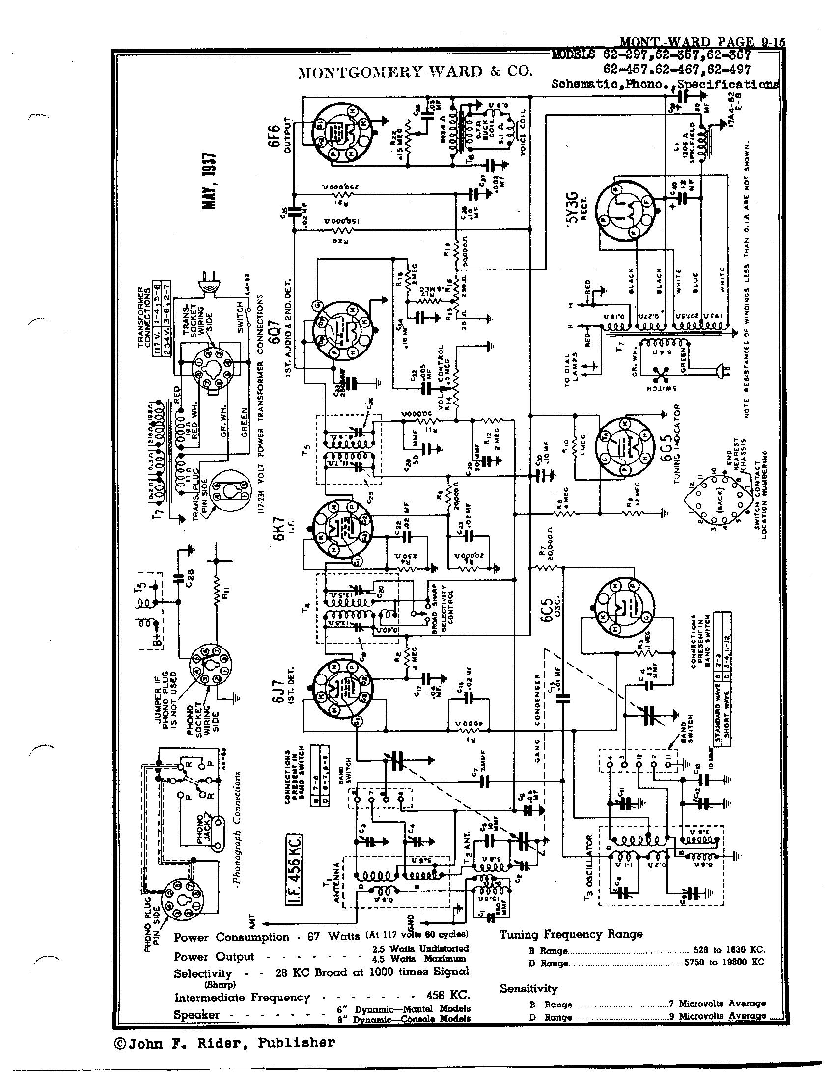 airline schematics