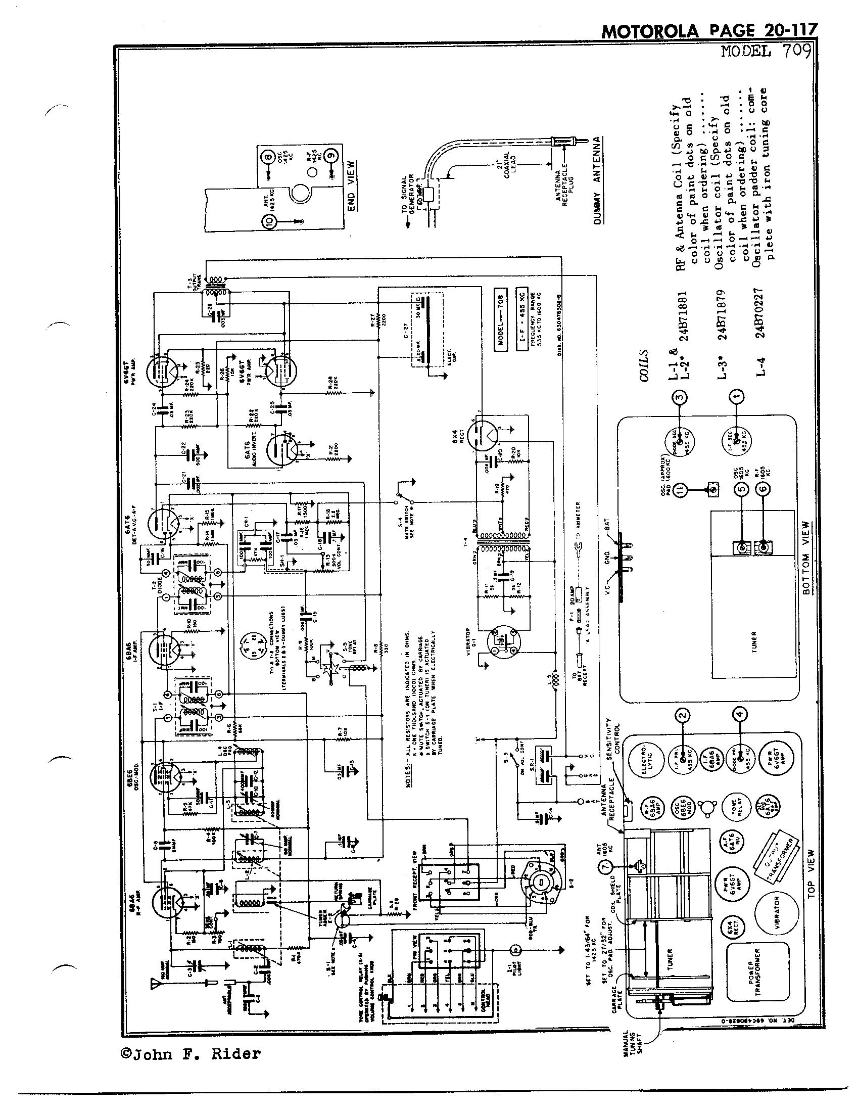 motorola 709