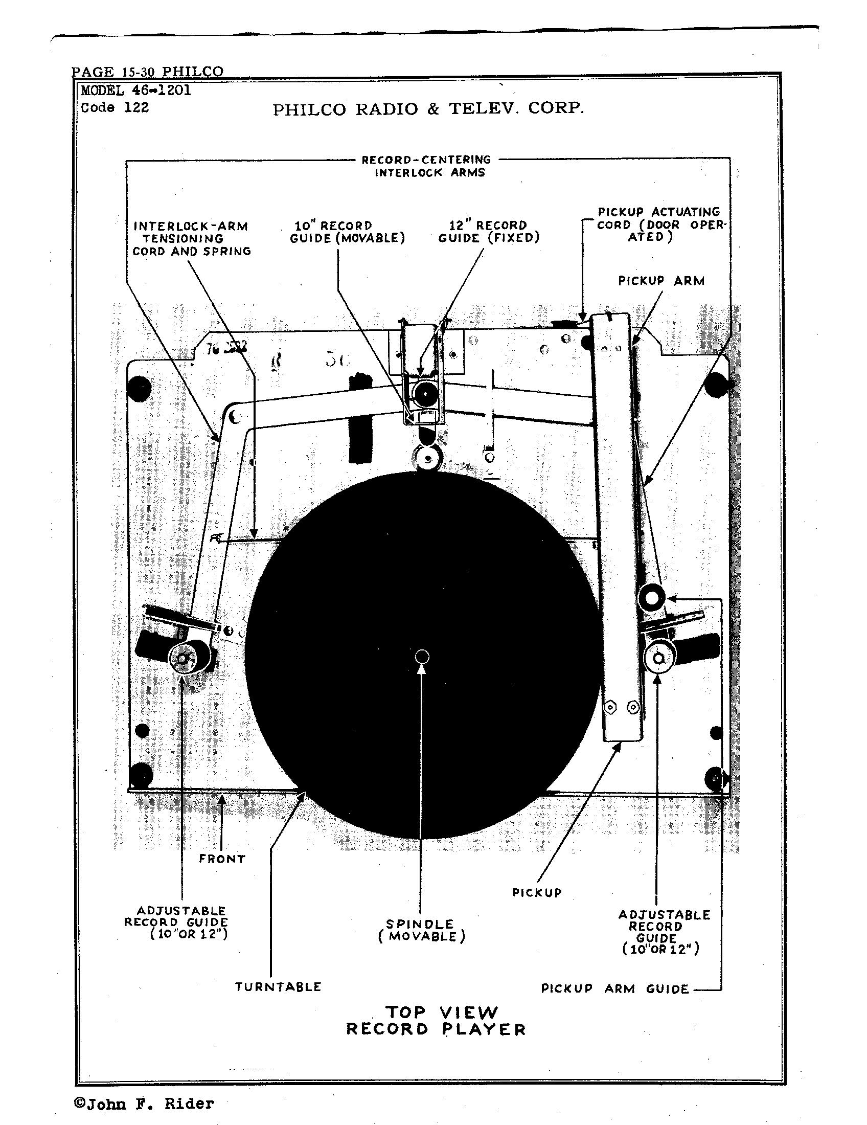 philco radio schematic model 46 1201 images