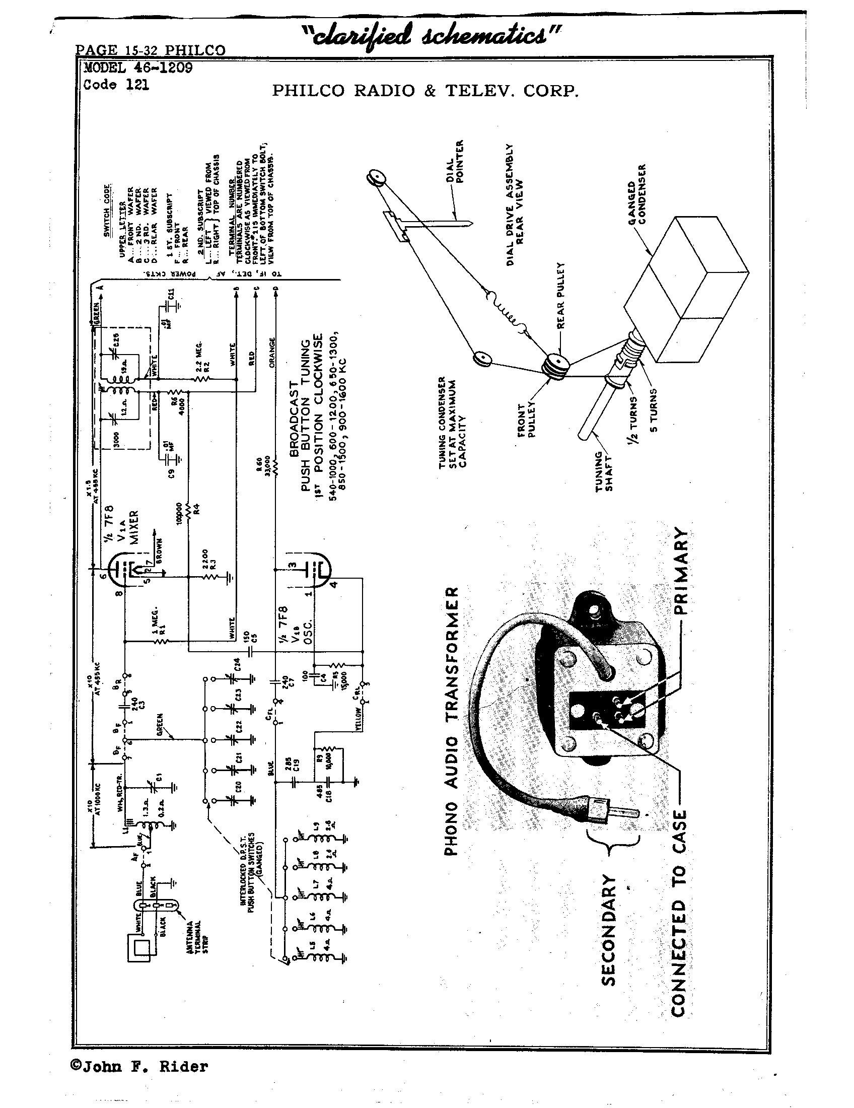 121 Kc Wiring Diagram - Schematic Diagrams