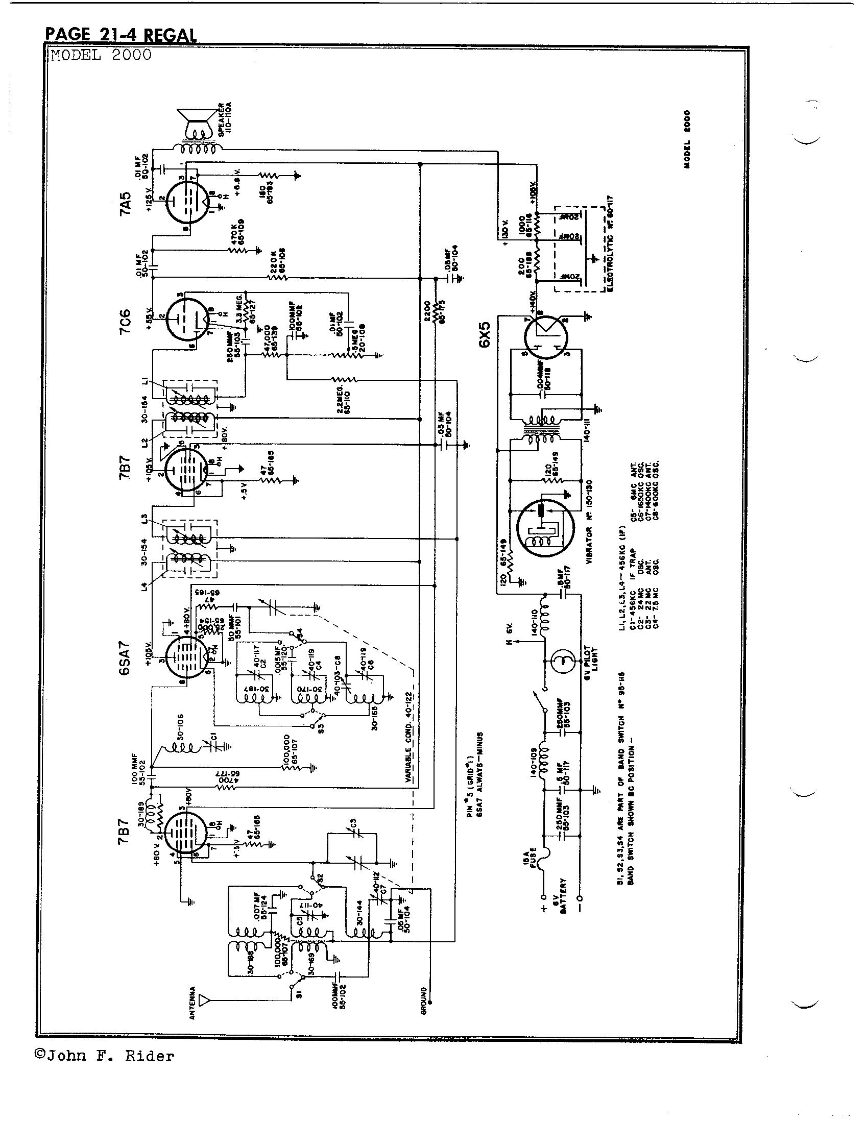 Regal Electronics Corp  2000