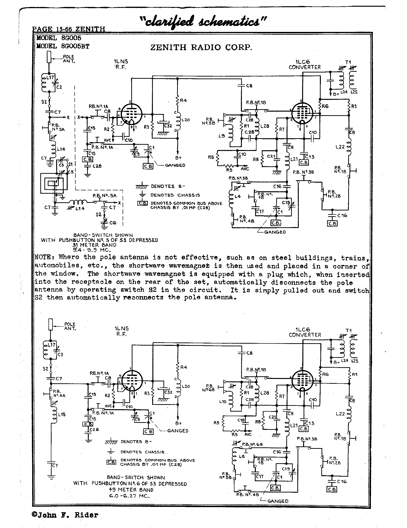Schematic Zenith Model 68 Best Secret Wiring Diagram Antique Radio Diagrams Rh 39 Shareplm De Schematics