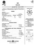 Vacuum Tube - 1U4, Pentode | Antique Electronic Supply