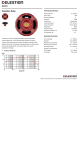 Specifications for 8 Ω