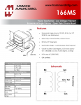 Specification Sheet for 3 A