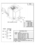 Specification Sheet for 50W | 7371Ω | 4/8/16Ω