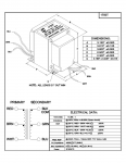 Specification Sheet for 30W | 4kΩ | 8/16Ω | Bobbin