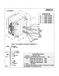 Specification Sheet for Vibrolux, Vibrolux Reverb