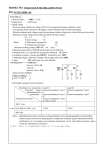 Specification Sheet for 250 kΩ