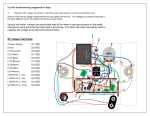 Troubleshooting Schematic