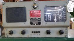 Model REP CRO-46287 Radio Receiver Dept of Navy
