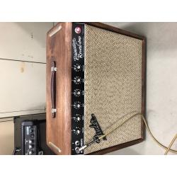 65 Princeton Reverb Re-issue conversation