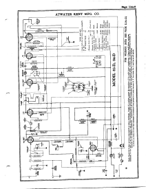 atwater kent model 20 schematic  | tubesandmore.com