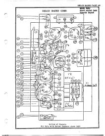 Delco       Radio    Corp 3026   Antique Electronic Supply