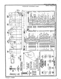 Stewart      Warner    Corp 61T26   Antique Electronic Supply