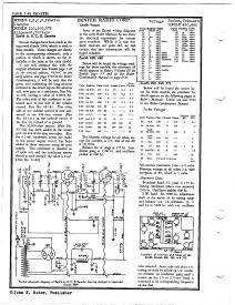 Zenith Radio Schematics Philco Radio Schematics Wiring