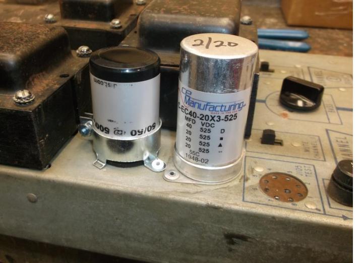Seeburg model Q Jukebox Amplifier