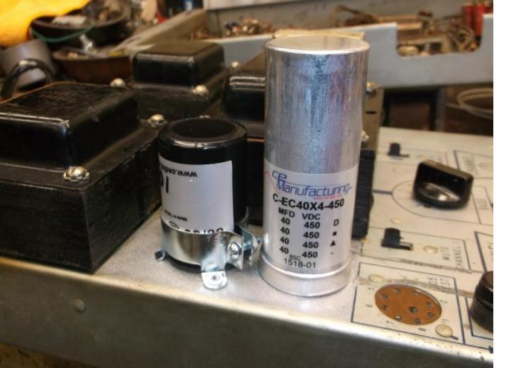 Seeburg 222 Amplifier