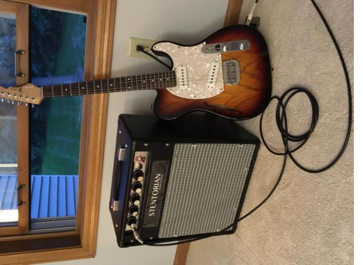 My guitar amp