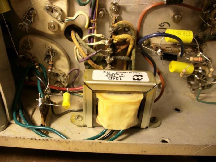 Johnson Viking II Driver Transformer Replacement
