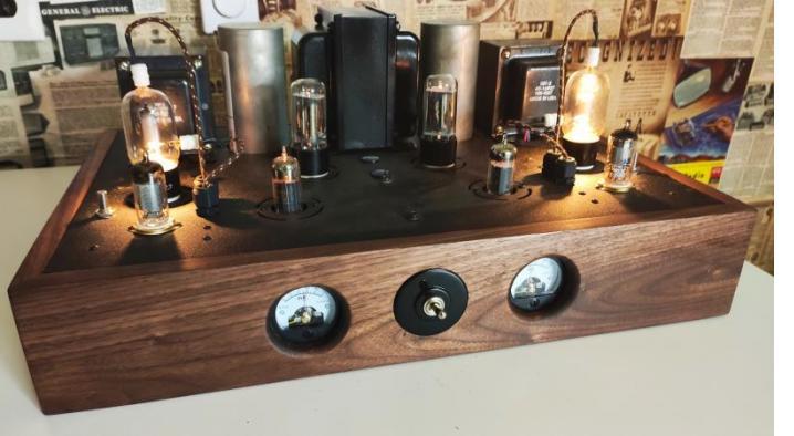 3C24 SE Amp with UBT-2