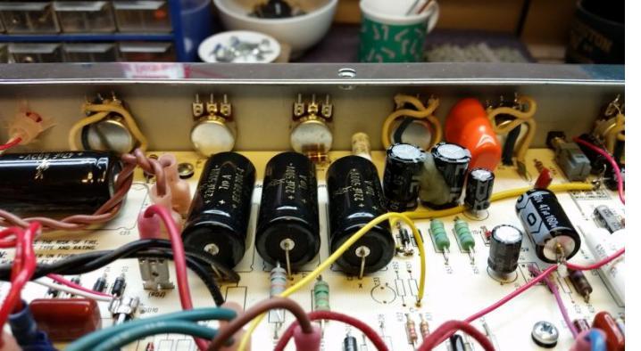 Tweed Reverb Pot Wiring