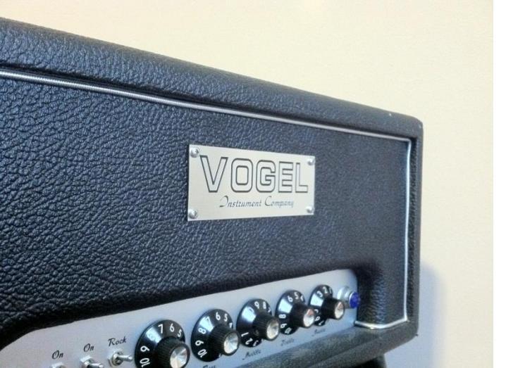 Vogel Instrument Company Little D'