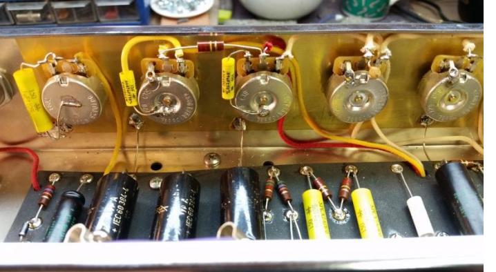 '59 5E5-A Pro-Amp CTS 1M J-taper