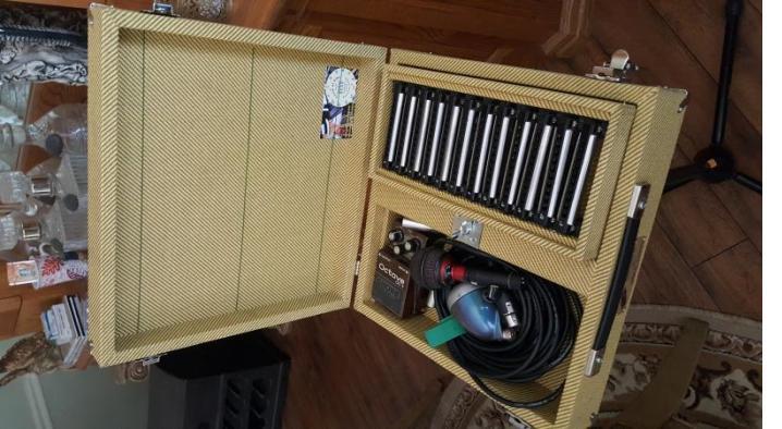 Harmonica Case