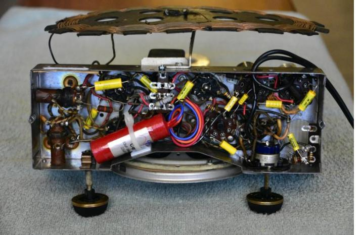 Zenith 6D029 chassis view
