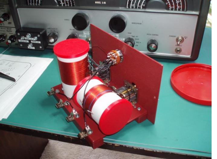 Trap/Antenna Tuner