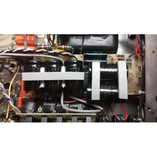 "Customer image:<br/>""Mesa Boogie Mark 1 recap job"""