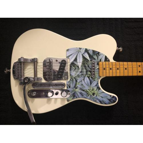 "Customer image:<br/>""51' telecaster, helping Floridas vets with other options for pain relief"""