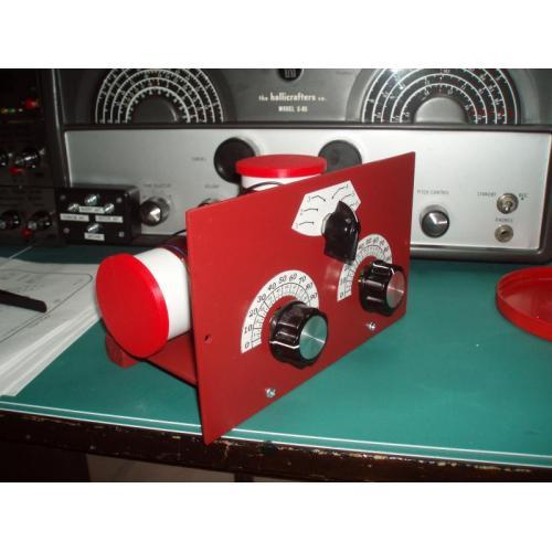 "Customer image:<br/>""Trap?Antenna Tuner"""