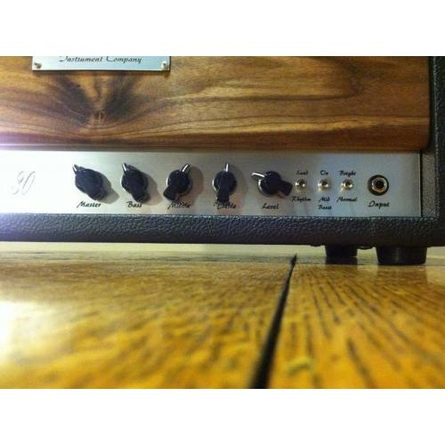 "Customer image:<br/>""Vogel Instrument Company Evolution 30"""